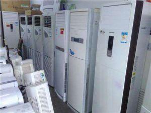 西安回收二手柜机空调,风管机空调回收